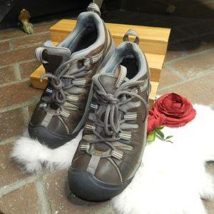 KEEN womens Targhee II Waterproof Hiking Shoe 9